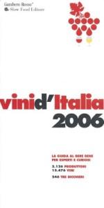 Gambero Rosso Vini d'Italia 2006