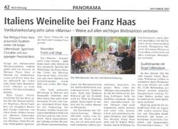 HGV Zeitung - September 2007