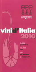 Gambero Rosso Vini d'Italia 2010