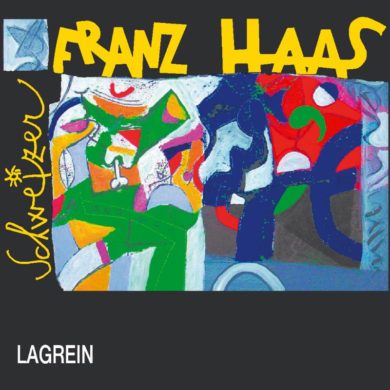 Etichetta Lagrein